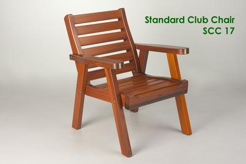 standard club patio chair outdoor chair classic cedar